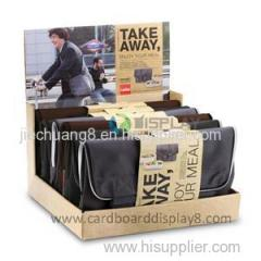 High Quality Products Cardboard POP Display Boxes For Purse