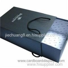 High Quality Eco-Friendly Paper Gift Box