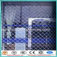 stainless steel round hole perforated metal sheet