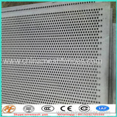 cross shape perforated metal sheet