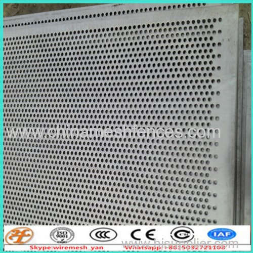 cross shape perforated metal sheet