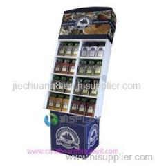 Retail Beauty Corrugated POS Display Systems