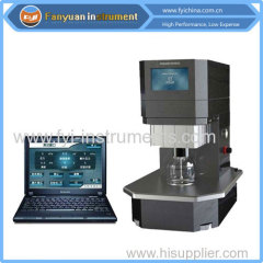 Lab automatic paper burst strength tester