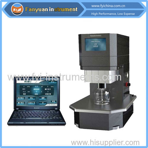 Automatic Textile Burst Test Equipment supplier from China