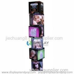 Outdoor Advertisment POP Totem Display For Hair Conditioner
