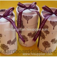 Hot Sale Wholesale Cheap Gift Paper Round Box