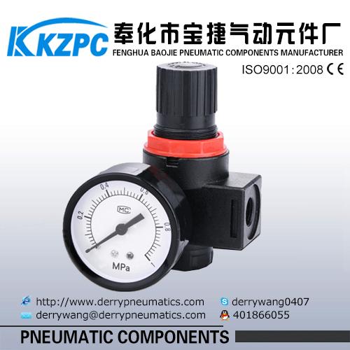 BR 4000 Air Source Treatment Gas Pneumatic Regulator