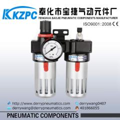 "1/2"" inch FR.L pneumatic combination Airtac Air source treatment"