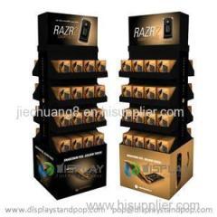 High Quality With Nice Shape Cardboard Mobile Phone Display