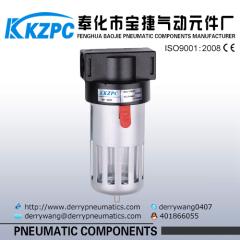 Pneumatic Filter A B series 3/8''