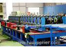 860mm Laser Cable Tray Roll Forming Machine Gear Box With 16 Sets Forming Stations