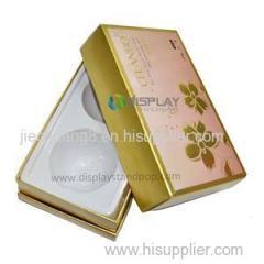 Custom Luxury Cardboard Paper Box For Cosmetics