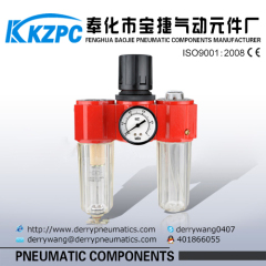 G1/2'' Ports Quality Gurantee Air Source Treatment Unit Pneumatic Lubricator