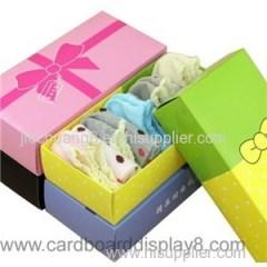 Professional Factory Paper Socks Box