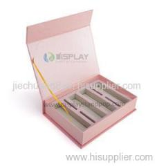 2015 Fashionable Special Designed Luxury Cosmetic Gift Boxes