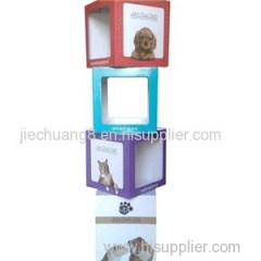 Professional Custom Advertising Cardboard Standee For Promotion