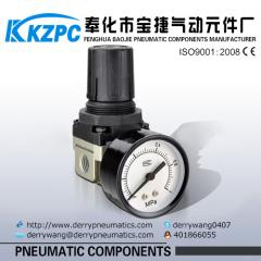 SMC Air source treatment aluminum material air pressure regulator