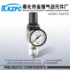 China made filter regulator combination for compress air