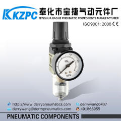 SMC Air source treatment air filter regulator