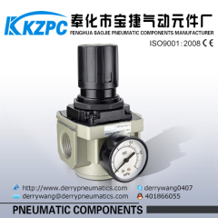 air compressor regulator smc pneumatic air regulators