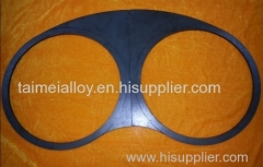 Kyokuto Concrete Pump Parts Wear Plate and Cutting Ring