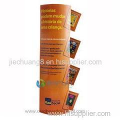 China Manufacture Cardboard Lama Display Stands