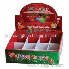 CMYK Printing Cardboard Stationery Displays For Shop