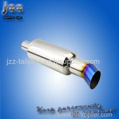 flexible lamp pipe muffler tip for yeti