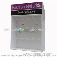 JC Good Quality Corrugated Cardboard Easel Display
