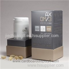 High Quality Customized Printing Paper Drug Box
