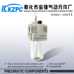 SMC Air source treatment air oil lubricator