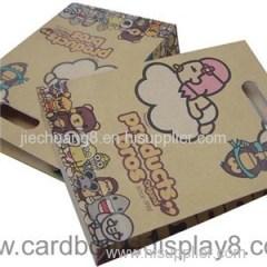 Colorful Printing Custom Gift Bag With Logo Printing Wholesale