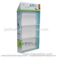 Service Equipment Custom Color Printing Cardboard Store Displays