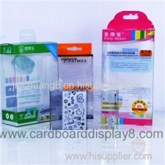 New Design Printing Clear PVC Boxes