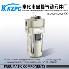 1/2'' SMC Oil Lubricator Modular AL4000 MAX Press 1 MPa
