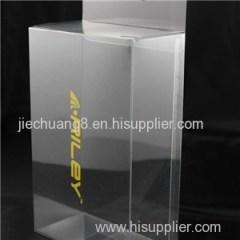 Custom Clear Small Gift Packaging PVC Box
