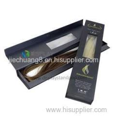 Hot Sale! Fashion Custom Paper Human Wig Packaging Box