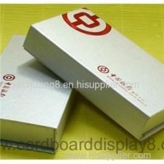 Custom Design Color Printing Usb Box For Bank