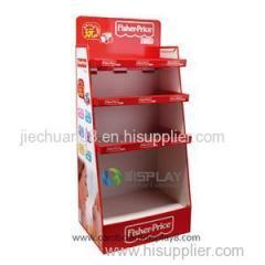 Factory Price ODM&OEM Custom Design Cardboard Display Stand