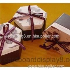 Custom Cardboard Chocolate Gift Box