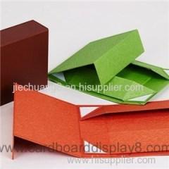 Custom All Color Cardboard Folding Gift Box