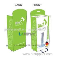 Custom Designed Corrugated Cardboard Trolley Cases with Full Printings