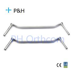 двойные направляющие сверла ф2.5 / 3.0 и 3.0 / 4.0 для верхних конечностей небольшой фрагмент инструменты набор инструментов ортопедические