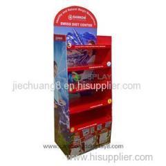 High Quality Cardboard Medicine Display Stands
