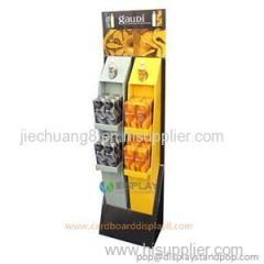 Hot Sale And Design In 2105 Paper Display Stand For Body Wash
