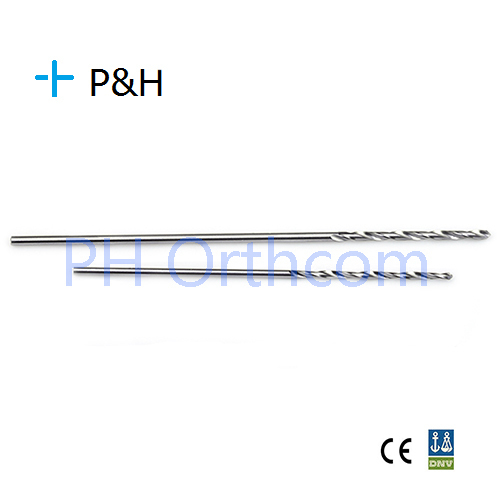Drill Bit Ф2.5/3.0 for Small Fragment Upper Limbs Instruments Set Orthopaedic Instruments