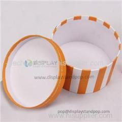 Fashional Transparent Paper Cosmetic Storage Box With Lid