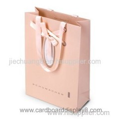 High Quality Arrival Shopping Paper Bag Design
