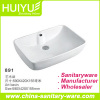 Sanitary Ware ceramic art basin for Bathroom Set