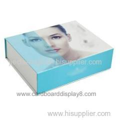 Custom Made Colorful Printed Paper Box For Facial Mask
